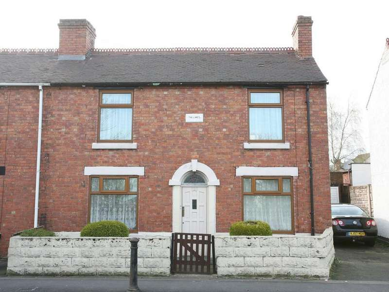 3 Bedrooms Semi Detached House for sale in The Limes, 193 Pye Green Road, Cannock, WS11 5SB (For Sale By Auction Monday 3rd July 2017)