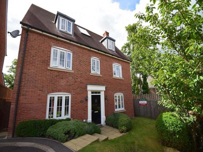 5 Bedrooms Detached House for sale in Barley Lane, Dunmow, Essex, CM6