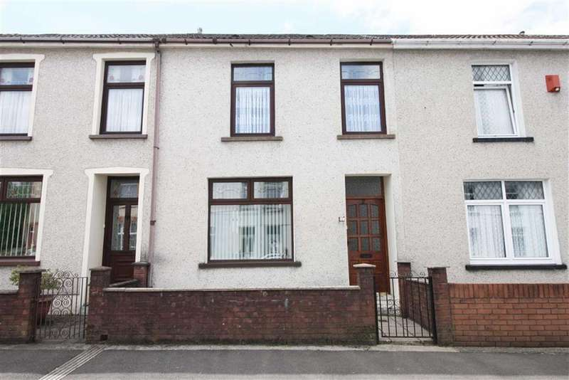 3 Bedrooms Terraced House for sale in Gospel Hall Terrace, Aberdare, Mid Glamorgan