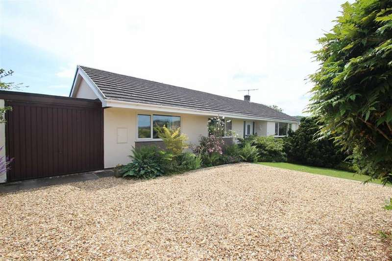 3 Bedrooms Detached Bungalow for sale in Palace Orchard, Peterchurch, Hereford
