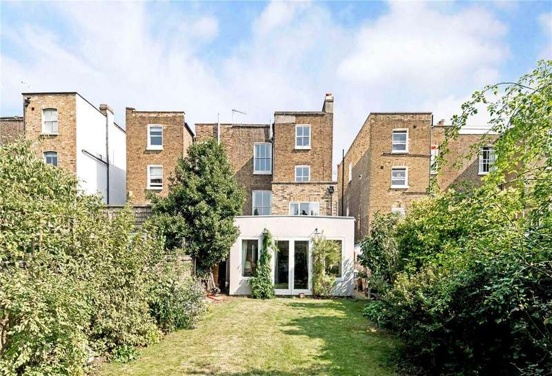 6 Bedrooms Semi Detached House for sale in Boscombe Road, Shepherd's Bush, London, W12