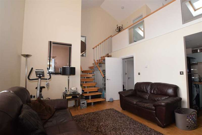 1 Bedroom Flat for sale in Wharf Road, Chelmsford