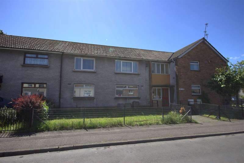 2 Bedrooms Flat for sale in Westerton Road, Grangemouth