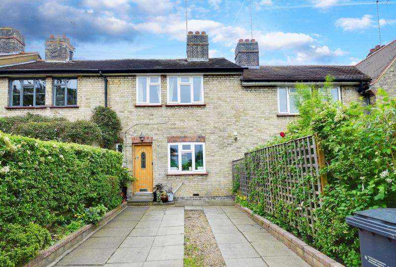 3 Bedrooms Terraced House for sale in Coppetts Road, N10
