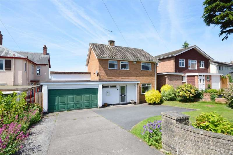 3 Bedrooms Detached House for sale in Venns Lane, Hereford