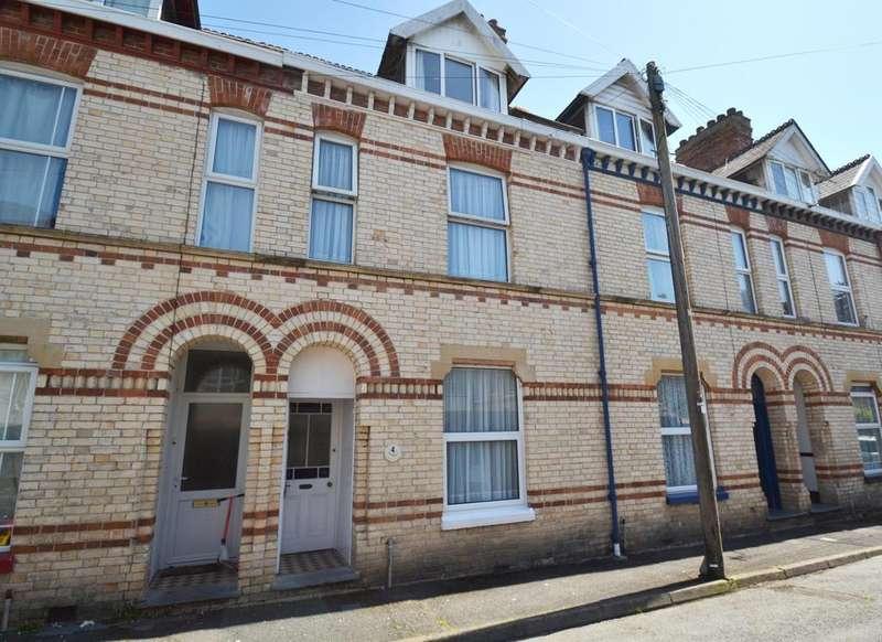 3 Bedrooms Terraced House for sale in Allen Bank, Barnstaple
