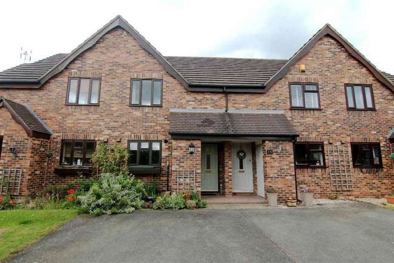 2 Bedrooms Terraced House for sale in Sheraton Road, Christleton