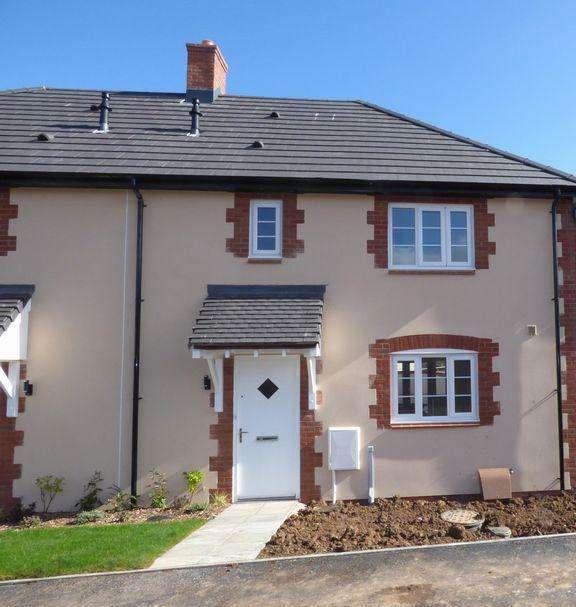 3 Bedrooms Terraced House for sale in Watchet