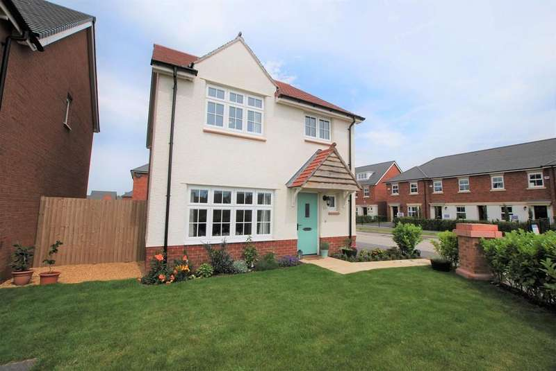 4 Bedrooms Detached House for sale in Alanbrooke Road, Saighton, Chester