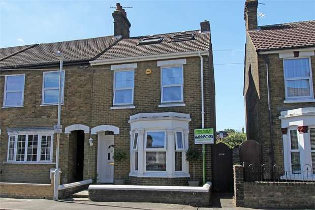 4 Bedrooms End Of Terrace House for sale in Belmont Road, SITTINGBOURNE, Kent