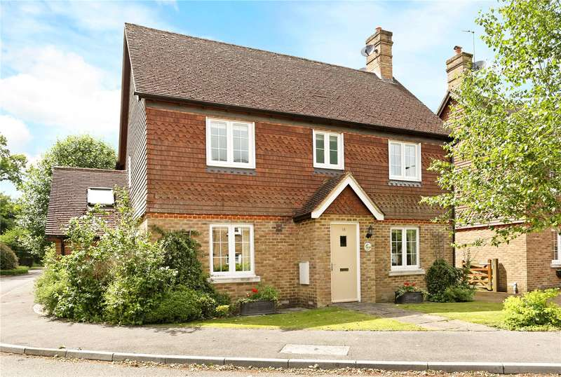 4 Bedrooms Detached House for sale in Friars Oak, Medstead, Alton, Hampshire, GU34