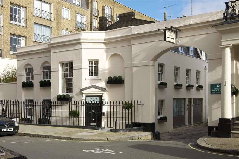 4 Bedrooms House for sale in South Eaton Place, London, SW1W