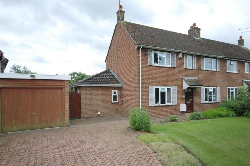 3 Bedrooms Semi Detached House for sale in South Road, Clifton upon Dunsmore, RUGBY, Warwickshire
