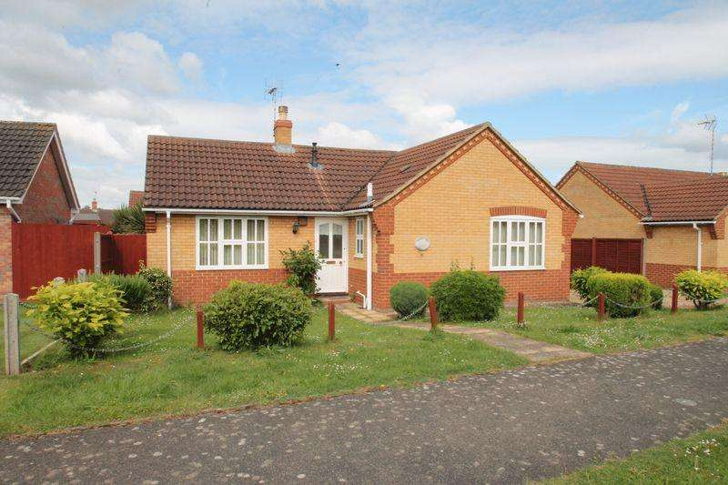 2 Bedrooms Detached Bungalow for sale in Horseshoe Road, Spalding
