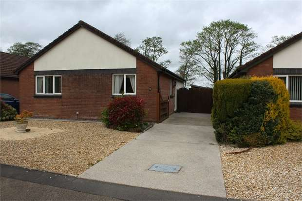 3 Bedrooms Detached Bungalow for sale in Clos Gwernen, Gowerton, Swansea, West Glamorgan