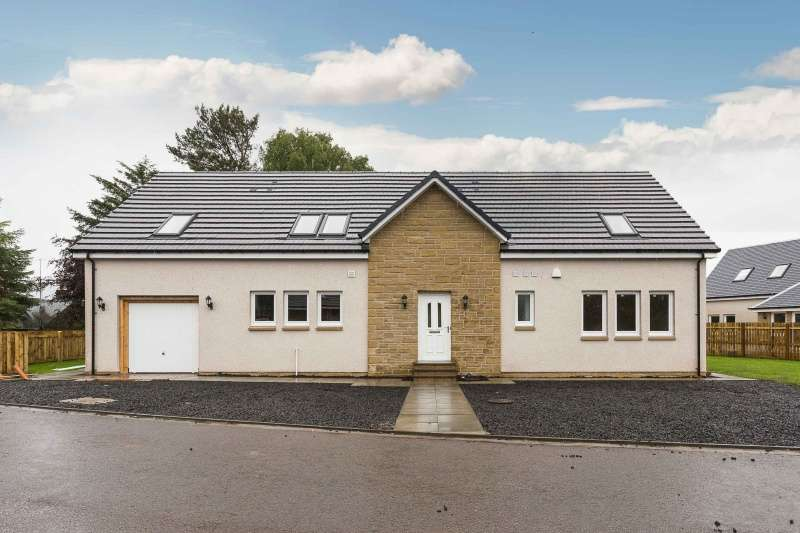 4 Bedrooms Detached House for sale in Glebeland Place, Kellas, Broughty Ferry, Angus, DD5 3FD