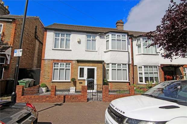 3 Bedrooms End Of Terrace House for sale in Bedford Road, Walthamstow, London
