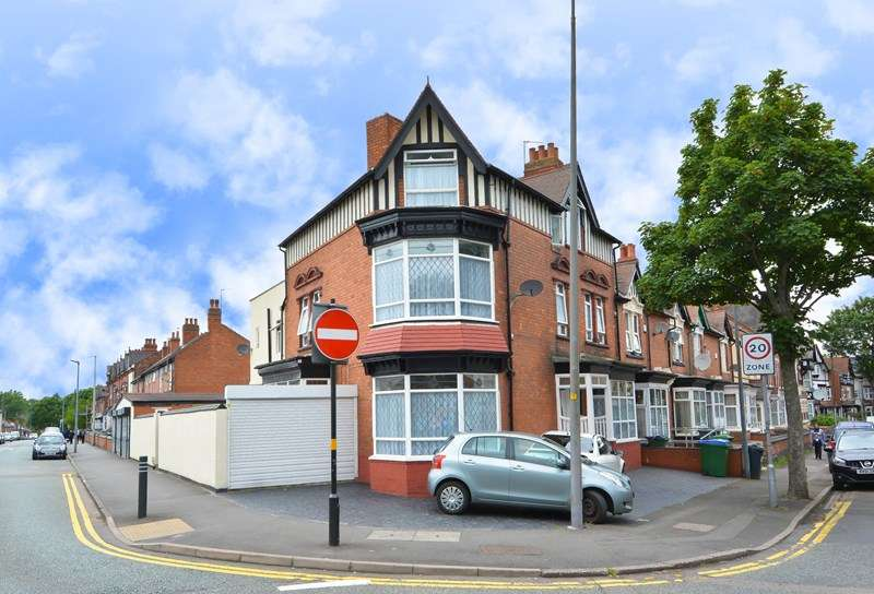 9 Bedrooms End Of Terrace House for sale in Edgbaston Road, Smethwick