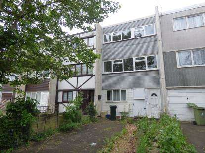 1 Bedroom Maisonette Flat for sale in Farthing Grove, Netherfield, Milton Keynes