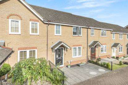 3 Bedrooms Terraced House for sale in Ullswater Close, Stevenage, Hertfordshire, England