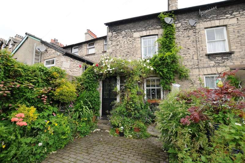 3 Bedrooms Terraced House for sale in Rock View, Kendal