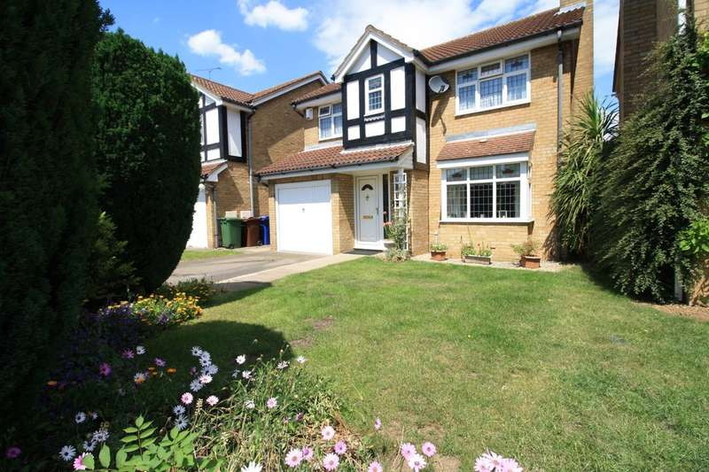 4 Bedrooms Detached House for sale in Drake Road, Chafford Hundred