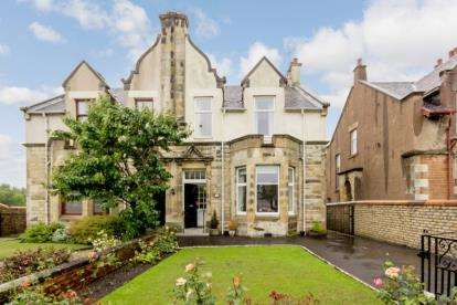 3 Bedrooms Semi Detached House for sale in Bank Street, Irvine, North Ayrshire