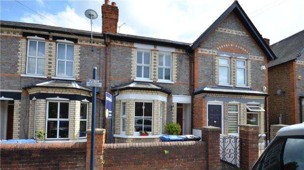 3 Bedrooms Terraced House for sale in Clare Road, Maidenhead, Berkshire