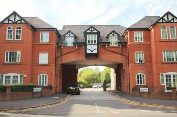 2 Bedrooms Apartment Flat for sale in Woodholme Court , Liverpool , Liverpool