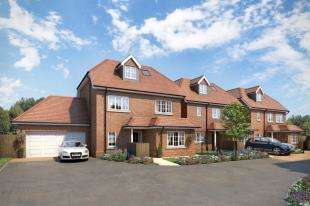 4 Bedrooms Detached House for sale in Hanbury Mews, Orchard Avenue, Shirley