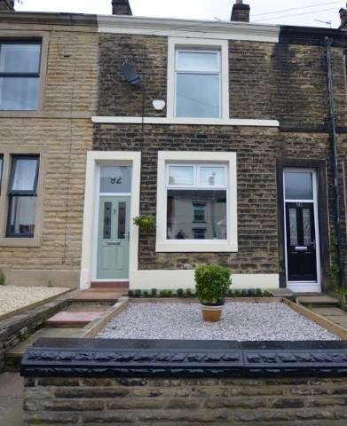 3 Bedrooms Terraced House for sale in Wood Street, Bury, Greater Manchester, Bury, BL8