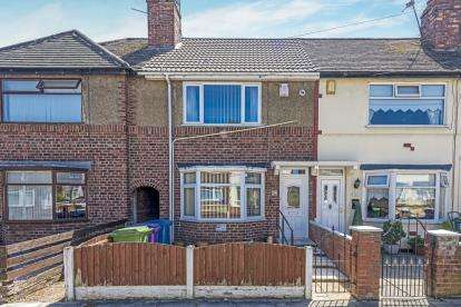 2 Bedrooms Terraced House for sale in Greystone Road, Fazakerley, Liverpool, Merseyside, L10