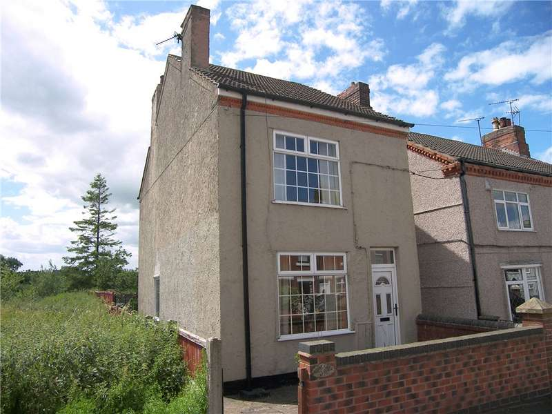 3 Bedrooms Detached House for sale in Sherwood Street, Newton, Alfreton, Derbyshire, DE55