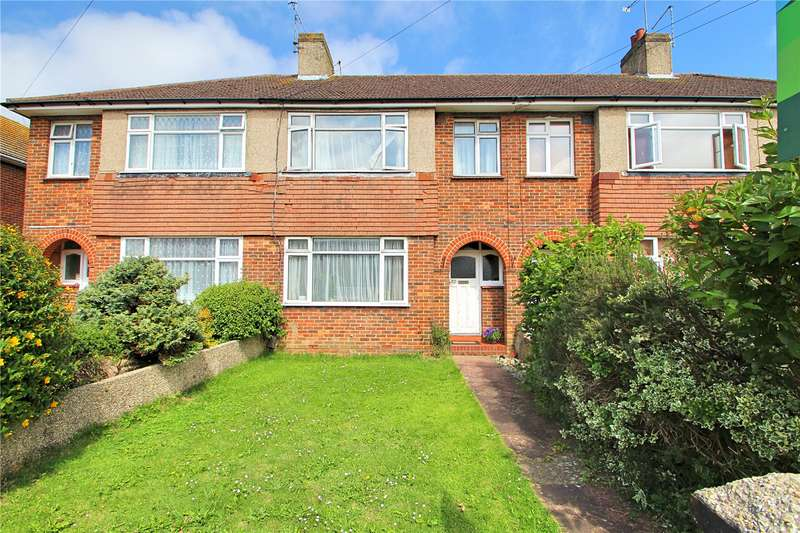 3 Bedrooms Terraced House for sale in Lincoln Road, Tarring, Worthing, BN13