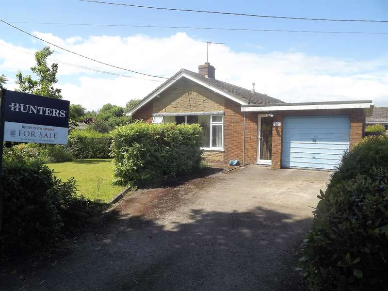 4 Bedrooms Bungalow for sale in Witham Road, Woodhall Spa, LN10 6RA