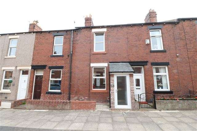 2 Bedrooms Terraced House for sale in Montreal Street, Carlisle, Cumbria, CA2 4EE