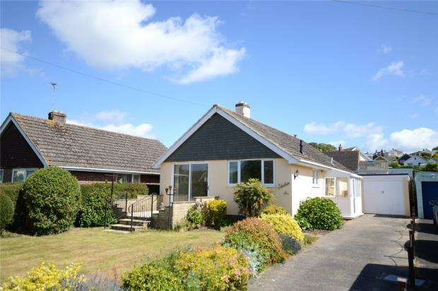 3 Bedrooms Detached Bungalow for sale in Applegarth Avenue, Newton Abbot, Devon