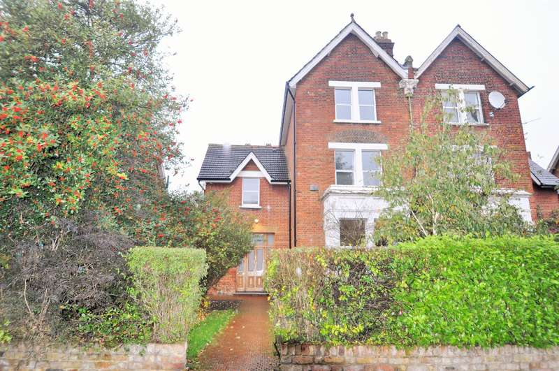 4 Bedrooms Semi Detached House for sale in East Churchfield Road, Acton, London, W3 7LL