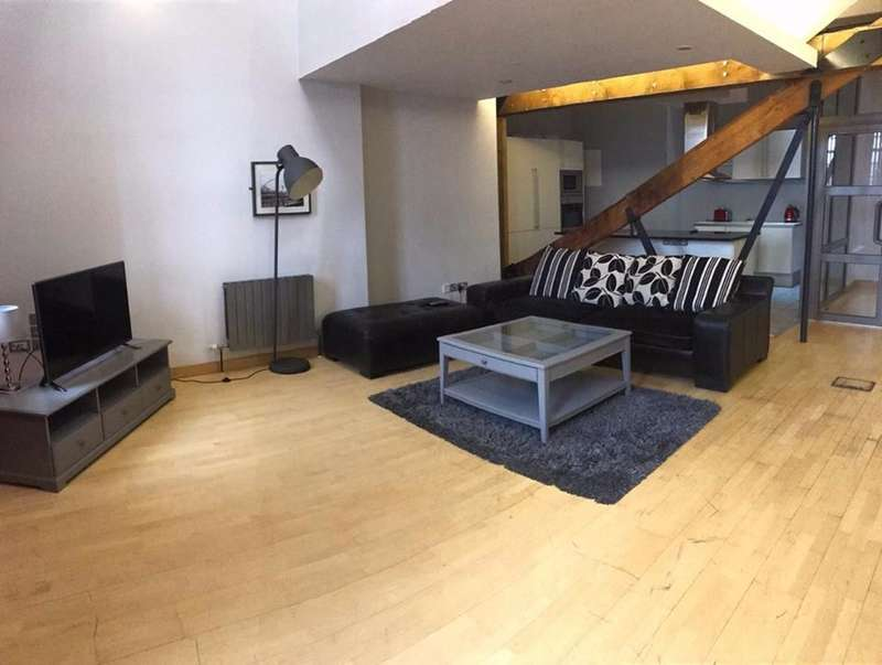 2 Bedrooms Apartment Flat for rent in Penthouse, Turnbull Building, Queens Lane, Newcastle upon Tyne