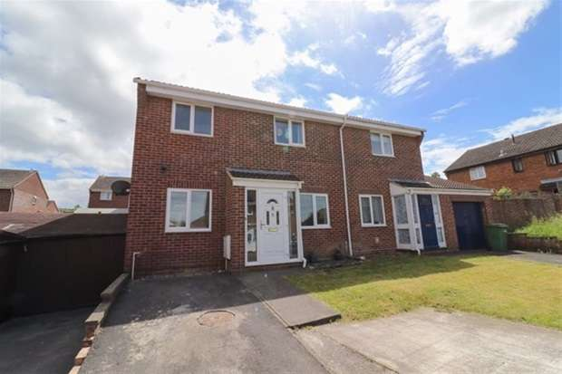 3 Bedrooms Semi Detached House for sale in Gould Close, Street