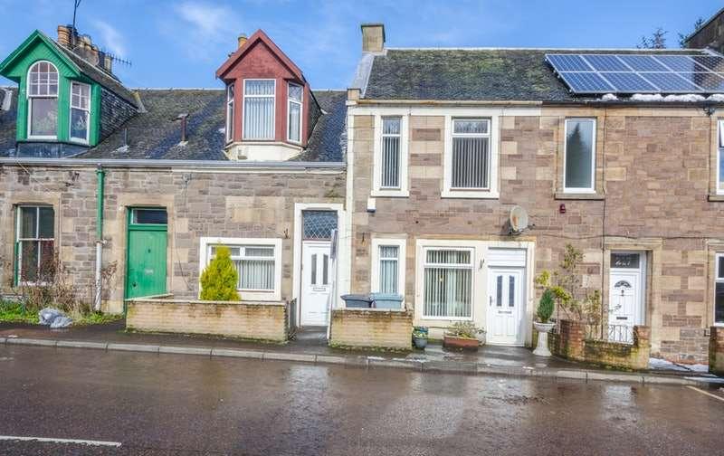 1 Bedroom Apartment Flat for sale in Riverside Road, Lanark, South Lanarkshire, ML11