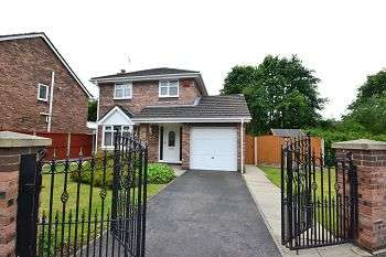 3 Bedrooms Detached House for sale in Spindlewood Road, Ince, Wigan, WN3 4RN