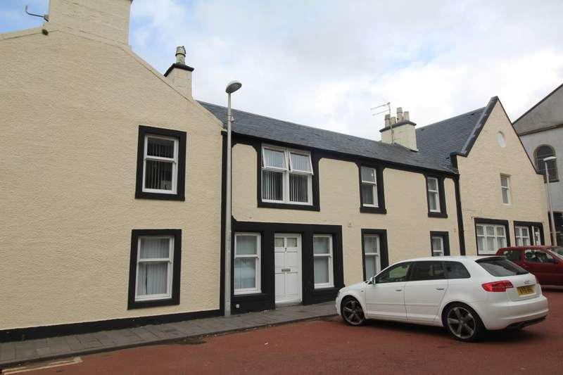 2 Bedrooms Flat for sale in Craignethan Apartments Abbeygreen, Lesmahagow, Lanark, ML11