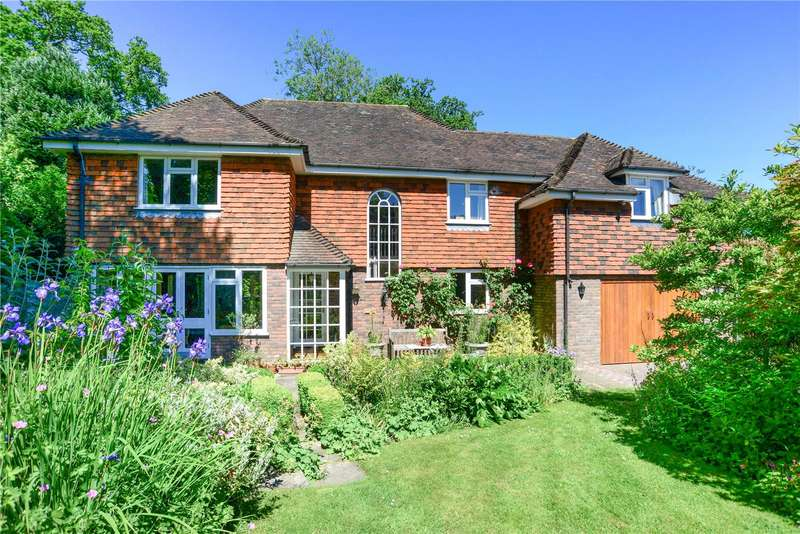 4 Bedrooms Detached House for sale in June Lane, Midhurst, West Sussex, GU29