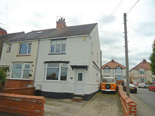 3 Bedrooms Semi Detached House for sale in Villiers Street, Nuneaton, Warwickshire