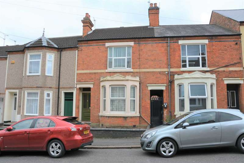 3 Bedrooms Terraced House for sale in York Street, Rugby