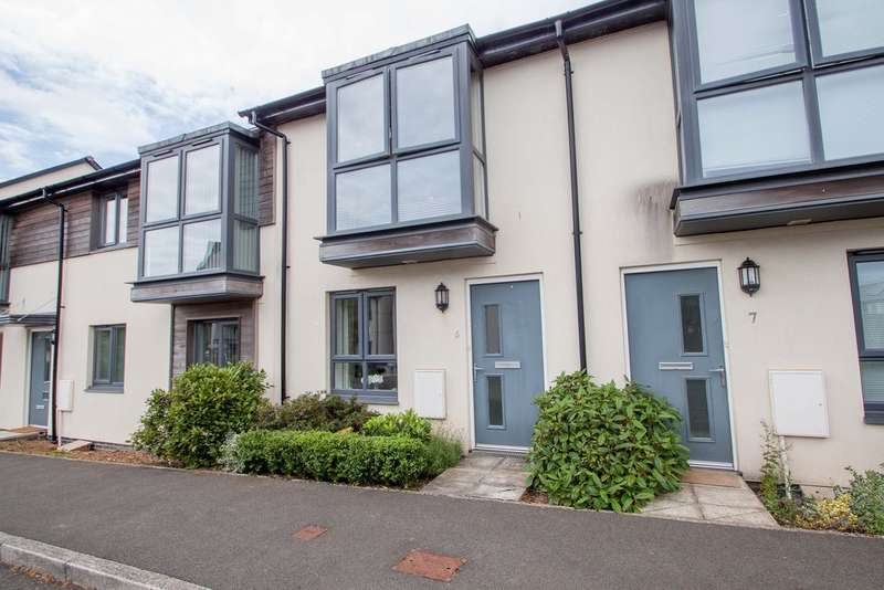 2 Bedrooms Terraced House for sale in Glenholt, Plymouth