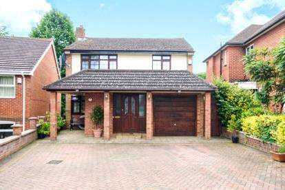 4 Bedrooms Detached House for sale in Lonsdale Drive, Oakwood, Enfield, .