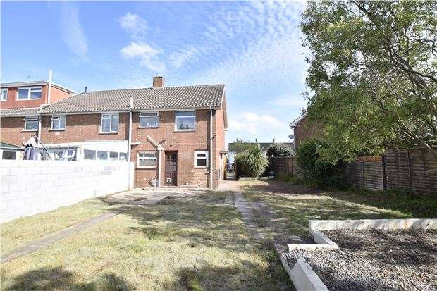 2 Bedrooms End Of Terrace House for sale in Marygold Leaze, BRISTOL, BS30 8AS