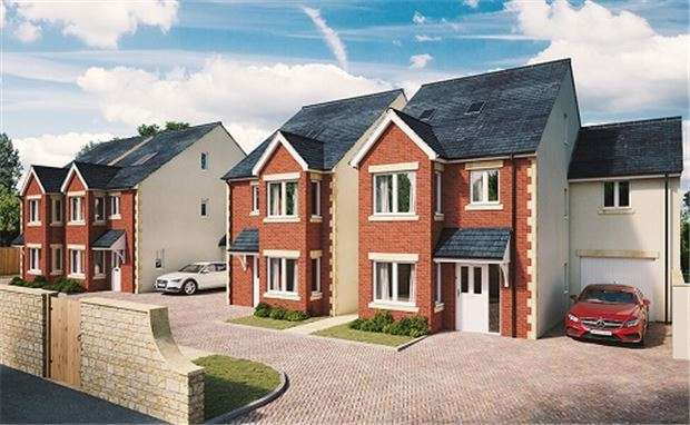 4 Bedrooms Property for sale in The Blagdon, Avon Valley Gardens, Bath Road, Keynsham, BRISTOL, BS31 1TF
